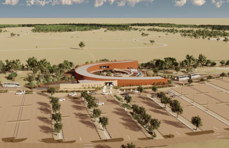 Visitor Centre, Monarto Safari Park